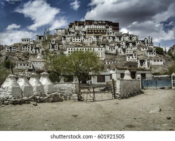 Leh District,Jammu & Kashmir /Western Indian Himalayas/Leh Monastery