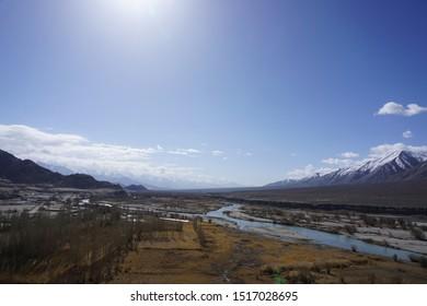 Leh Ladakh of India, background