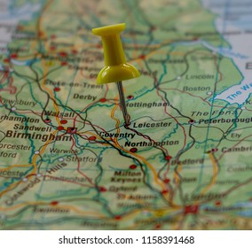 Map Of England Leicester.Leicester Map Images Stock Photos Vectors Shutterstock
