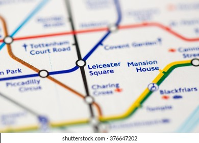 Leicester Square Train Station High Res Stock Images Shutterstock