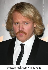 Leigh Francis arriving for the RTS Awards, London. 20/03/2012 Picture by: Alexandra Glen / Featureflash