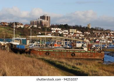 Leigh on Sea, Essex, England