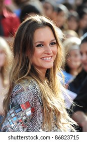 Leighton Meester arrives at the 2011 MTV Movie Awards at the Gibson Amphitheatre, Universal Studios, Hollywood. June 6, 2011  Los Angeles, CA Picture: Paul Smith / Featureflash