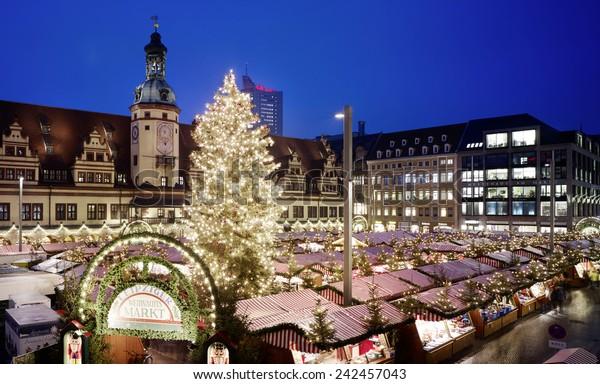Leipziger Weihnachtsmesse