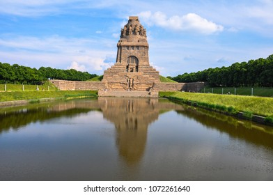 Leipzig Monument to the Battle of the Nations Saxony Germany