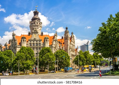 Leipzig, New Town Hall