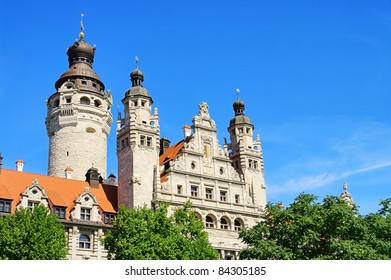 Leipzig New Townhall
