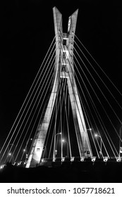 Lekki - Ikoyi bridge in Lagos Nigeria