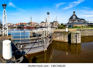Lemmer is a town in the municipality of De Fryske Marren (province of Friesland), in the Netherlands and is one of Friesland's most important water sports resorts.