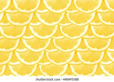 Lemon background