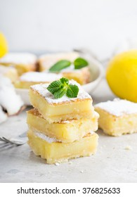 Barres de citron