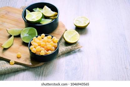 Lemon Candy Images, Stock Photos & Vectors | Shutterstock
