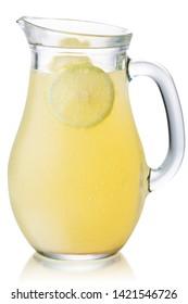 Zitronenpfeifer mit Zitronenrad einzeln