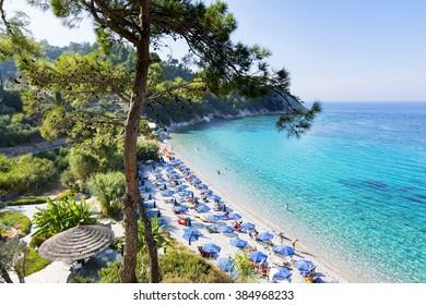 Lemonakia Beach, Samos Island