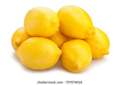 lemons path isolated