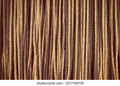 lengths of rope
