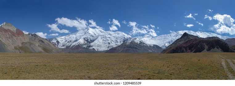 Lenin Peak and Alay Valley