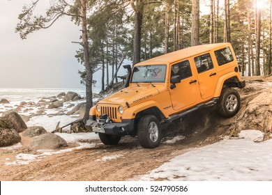 Jeep Wrangler Images Stock Photos Vectors Shutterstock