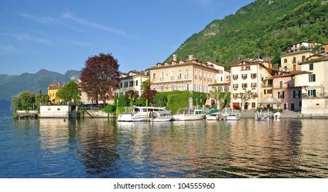 Lenno,Lake Como,Italy