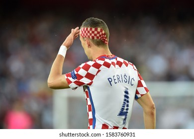 LENS AGGOLO FRANKREICH STADE BOLLAERT DELELIS 25.Juni 2016 Fussball EURO 2016 Kroatien vs Portugal