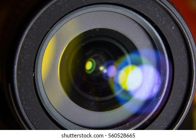 lens and lens flare