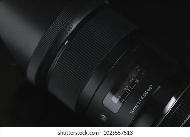 lens for mirrorless camera