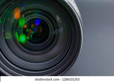 Lens for single lens reflex camera