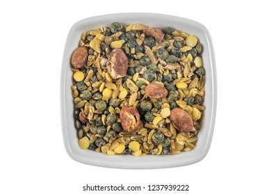 Lentils, freekeh and beans superblend is a mix that adds texture, dietary fibre and nutty flavor to cooking