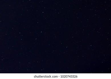 Leo Constellation on the Sky
