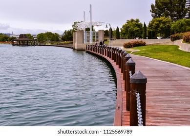 Leo J. Ryan Memorial Park - Foster City, California