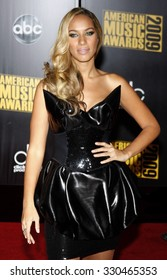 Leona Lewis at the 2009 American Music Awards at Nokia Theatre L.A. Live in Los Angeles, USA on November 22, 2009.