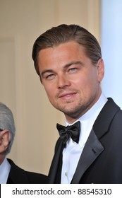 Leonardo DiCaprio at the 67th Golden Globe Awards at the Beverly Hilton Hotel. January 17, 2010  Beverly Hills, CA Picture: Paul Smith / Featureflash