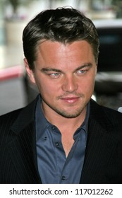 Leonardo DiCaprio at the luncheon for the nominees of the 79th Annual Academy Awards. Beverly Hilton Hotel, Beverly Hills, Ca. 02-05-07