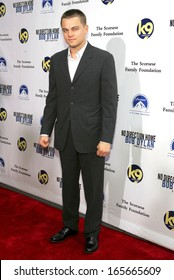 Leonardo DiCaprio at No Direction Home Bob Dylan DVD Premiere, The Ziegfeld Theatre, New York, NY, September 19, 2005