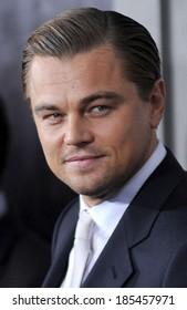 Leonardo DiCaprio at SHUTTER ISLAND Premiere, The Ziegfeld Theatre, New York, NY February 17, 2010