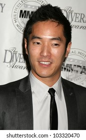 Leonardo Lam  at the Multicultural Motion Picture Association's  17th Annual Diversity Awards, Beverly Hills Hotel, Beverly Hills, CA. 11-22-09