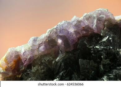Lepidolite mica from Haapaluoma lithium pegmatite quarry, Finland