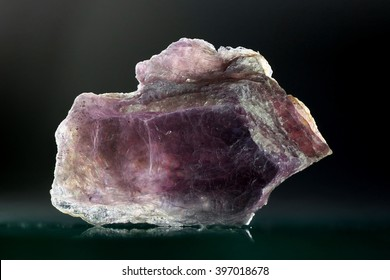 Lepidolite mica, source of Lithium