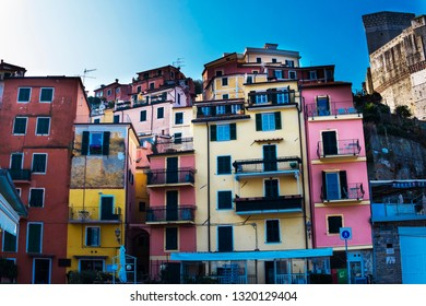 Lerici, Italy - Typical houses