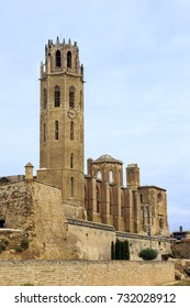 Lerida, Spain gothic cathedral