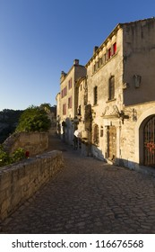 Les Baux-de-Provence, labeled one of the most beautiful villages of France