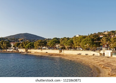 Les Issambres Beach - French Riviera - France