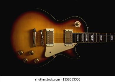 The Les Paul Electric Guitar