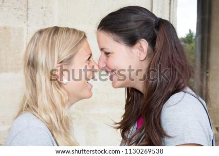 lesbisk sex tog