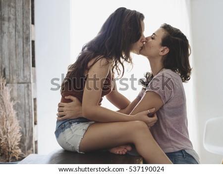 Mladý lesbin