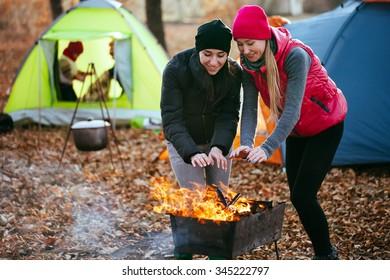 Fire girls lesbian