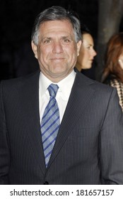 Leslie Moonves at Vanity Fair Party for the 6th Annual Tribeca Film Festival, New York State Supreme Courthouse, New York, NY, April 24, 2007