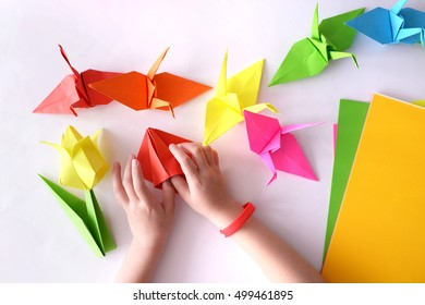lesson of origami