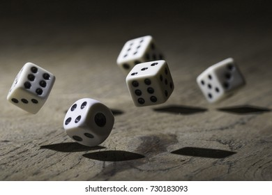 Let`s play a game - diced in mid air