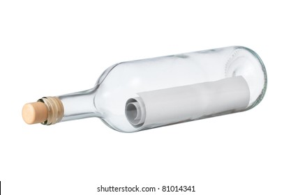 letter in bottle